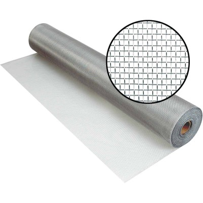 Phifer 60 In. x 100 Ft. Brite Aluminum Screen