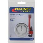 Master Magnetics 20 Lb. Magnetic 2 in. Handi-Hook Image 2