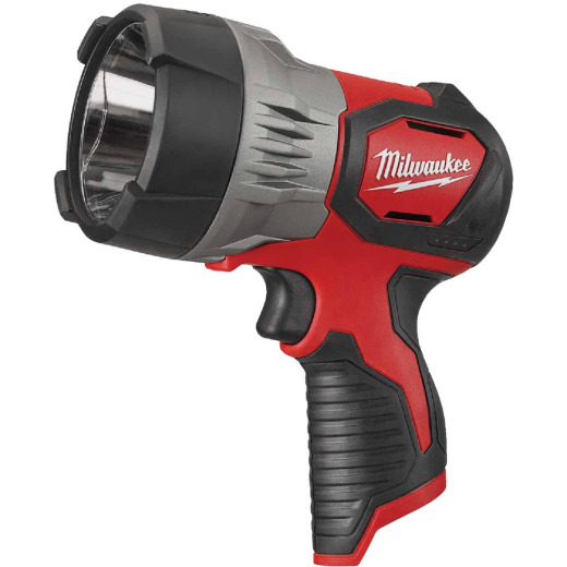 Milwaukee M12 12 Volt Lithium-Ion LED Spot Light Cordless Work Light (Bare Tool)