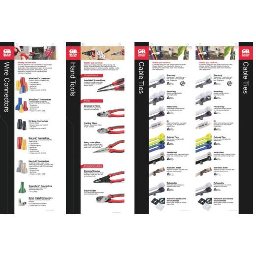 Product Display Kits & Backer Cards