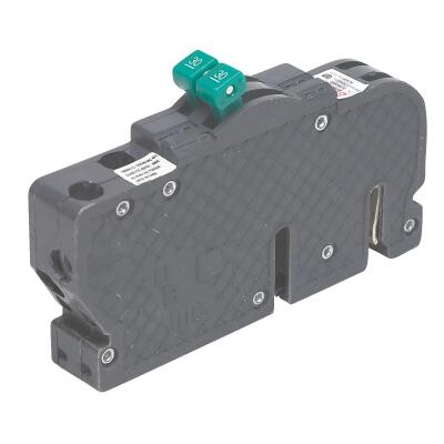 Connecticut Electric 20A/20A Twin Single-Pole Standard Trip Packaged Replacement Circuit Breaker For Zinsco