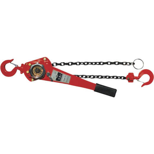 Hoists, Pullers & Pulleys